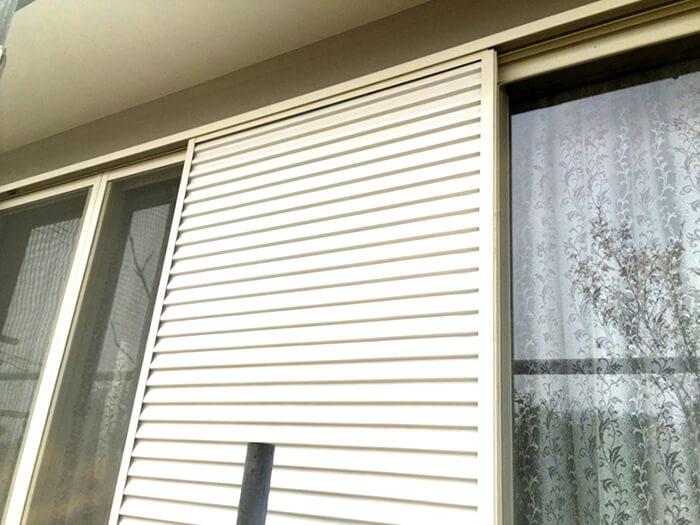 雨戸の写真