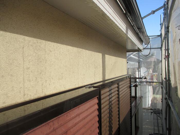 「神奈川県横浜市の外壁塗装施工事例|M様邸」のBefore写真
