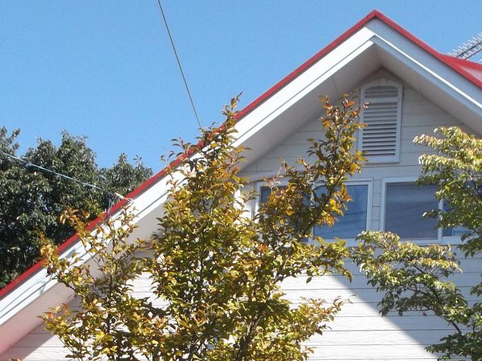「千葉県千葉市の外壁塗装施工事例|I様邸」のBefore写真