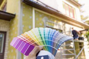 外壁塗装で人気の色&失敗しない色選びのポイント【塗装予定者必見】