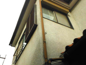 「外壁の耐久性を高めて老朽化を予防(神奈川県厚木市)」のBefore写真