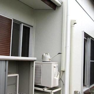 外壁塗装で日々のメンテナンスを楽に(神奈川県平塚市)