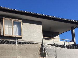 「フッ素塗料で耐久性を万全に(神奈川県綾瀬市)」のBefore写真
