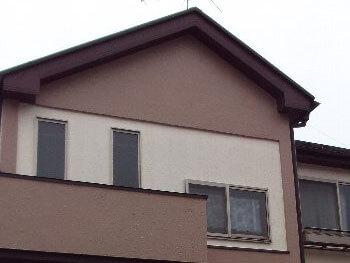 「ツートンカラーで、まったく異なる風貌に(大阪府茨木市)」のBefore写真