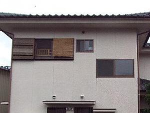 「古びた印象が新築のような明るい美観に生まれ変わりました(神奈川県南足柄市)」のBefore写真