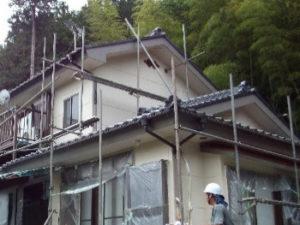 「雨どいや鉄部まで外装全体を塗装し直しました。(神奈川県平塚市)」のAfter写真