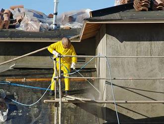 外壁を掃除しよう 外壁掃除の必要性と掃除方法