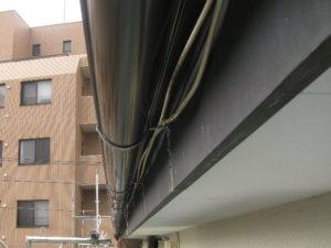 「モルタル外壁と鉄部の塗装、雨樋の修復を行いました(茨城県龍ヶ崎市)」のAfter写真