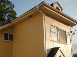 「老朽化していた外壁を徹底的に補修しました(神奈川県逗子市)」のAfter写真