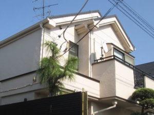 「白色から白色への塗装でも、新築のような輝きを取り戻しました(茨城県守谷市)」のAfter写真