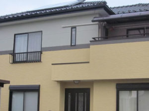 「ALC外壁の塗装事例(神奈川県座間市)」のAfter写真