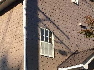 「白からブラウンに塗り替えました(神奈川県座間市)」のAfter写真