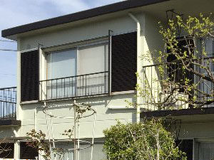「外壁のくすみや鉄部の劣化を抑えました(東京都町田市)」のAfter写真