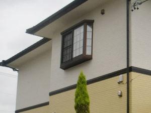 「ツートンカラーの施工事例(神奈川県平塚市)」のAfter写真