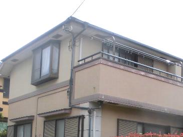 「コーナー部分がしっかり目立つ、こだわりの住まいに変身しました(神奈川県厚木市)」のBefore写真