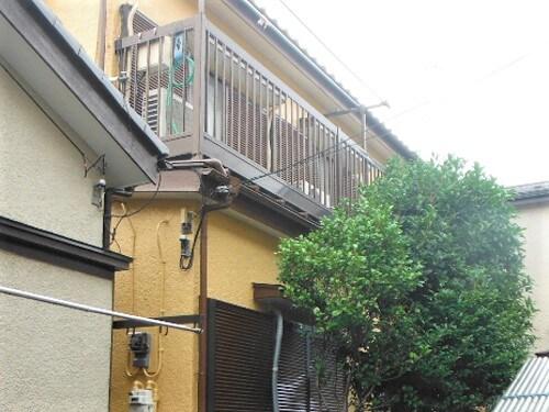 「モルタル塗り スタッコ仕上げの施工事例(東京都江戸川区)」のAfter写真