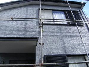 「経年劣化のサイディングの外壁の塗装事例(神奈川県大磯町)」のAfter写真