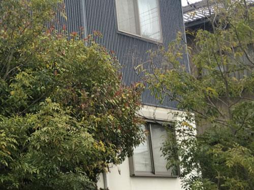 「空き家で劣化した家をよみがえらせる(神奈川県横浜市)」のBefore写真