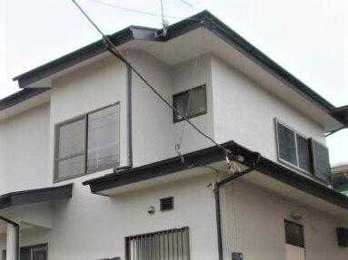 「早めの塗装で白さを取り戻す(神奈川県平塚市)」のAfter写真