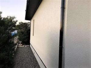「モルタル外壁 新築時の白の美しさを取り戻す(神奈川県大磯町)」のAfter写真