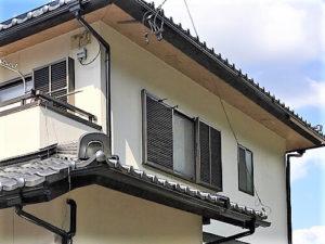 「高い防水性が必要なパネル製の外壁(神奈川県厚木市)」のAfter写真