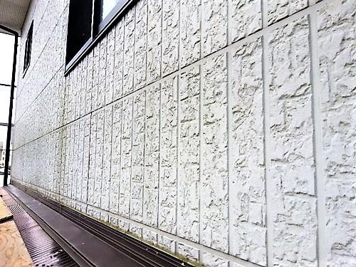 「単色からツートンカラーへ大胆に変身(神奈川県大和市)」のBefore写真