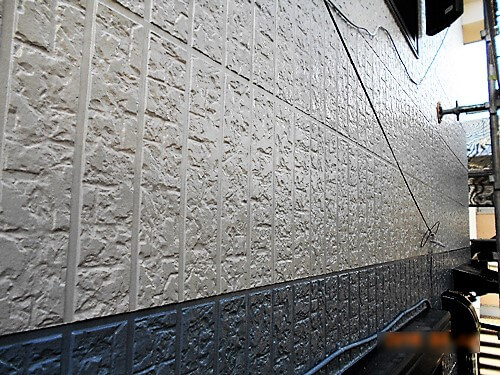 「単色からツートンカラーへ大胆に変身(神奈川県大和市)」のAfter写真