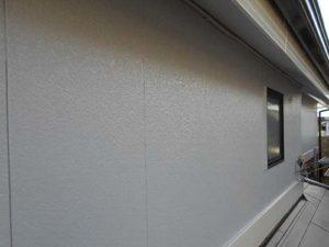 「ひどく汚れが目立っていた外壁の事例(神奈川県大磯町)」のAfter写真