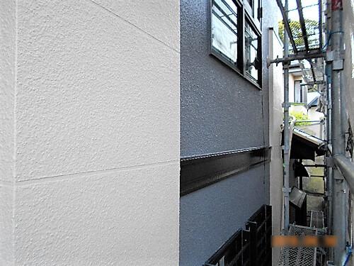 「30年間外壁塗装をしてこなかった事例(神奈川県座間市)」のAfter写真