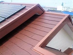 「大胆な外壁の色の変化と、屋根塗装(神奈川県逗子市)」のAfter写真