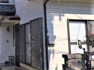 「ひび割れが気になる外壁から新築のような外観に(神奈川県三浦市)」のBefore写真