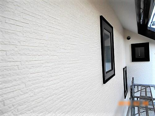 「汚れの目立つ白から汚れのない真っ白へ(神奈川県横浜市)」のAfter写真