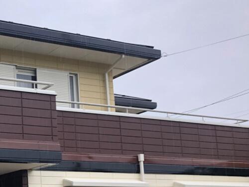 「3色の色分けでスタイリッシュに(神奈川県平塚市)」のAfter写真