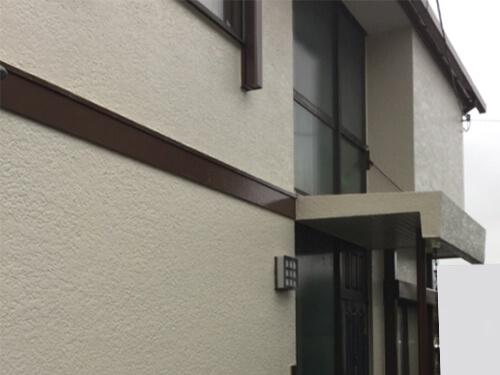 「傷みきっていた外壁が補修・塗装で若返り!(神奈川県秦野市)」のAfter写真