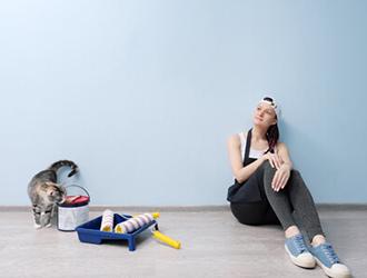 ここに注意!外壁塗装でペットがいるお宅で気を付けるべきポイント
