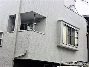 「既存デザインを活かしたクリア外壁塗装!若返ったように美しく!(神奈川県三浦市)」のBefore写真