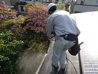 屋根は掃除で長持ちさせよう!見えないからこそ気をつけたい