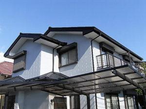 「爽やかな白のマイホームに変身!ベランダの防水もばっちり(神奈川県座間市)」のAfter写真