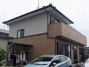 「丁寧な補修と塗装でメリハリのある美しさを実現!(神奈川県海老名市)」のBefore写真