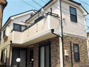 「明るい黄色の外壁を、上品なベージュに塗り替え!(神奈川県三浦市)」のAfter写真