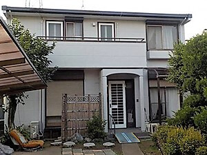 「外壁塗装と併せて破風等塗装した模範的な事例(神奈川県逗子市)」のAfter写真