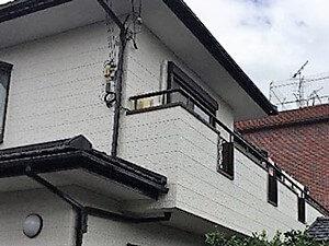 「早めの塗装で白い外壁の「きれい」をキープ!(神奈川県逗子市)」のAfter写真
