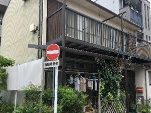 「錆びたトタン外壁を塗装で一新!(神奈川県南足柄市)」のBefore写真