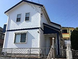 「これまでとは全く違う色で塗り替えてイメージ一新!補修も万全なM様邸(神奈川県大磯町)」のAfter写真