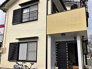 「住まいのトラブルを機能性のある塗料で塗装して解消!(神奈川県厚木市)」のAfter写真