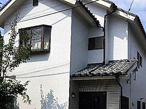 「微弾性の下地でひび割れを防止!モダンな住宅に変身(神奈川県海老名市)」のAfter写真