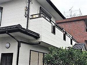 「定期的なメンテナンスと光触媒塗料で白く輝く外壁をキープ!(神奈川県三浦市)」のAfter写真