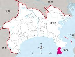 三浦市マップ