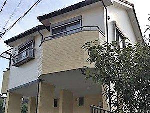 「1階にガレージがある住宅を塗装!プロの技術をふんだんに(神奈川県厚木市)」のAfter写真