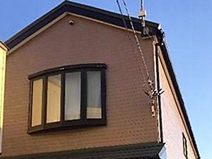 「コーキング打ち替え補修も実施!生まれ変わったサイディング外壁(神奈川県座間市)」のAfter写真